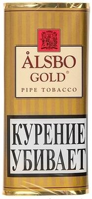 Трубочный табак Alsbo Gold вид 1
