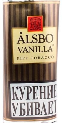 Трубочный табак Alsbo Vanilla вид 1