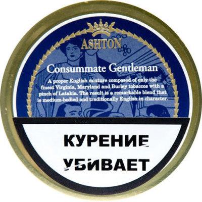 Трубочный табак Ashton Consummate Gentleman вид 1
