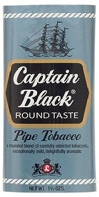 Трубочный табак Captain Black Round Taste вид 1