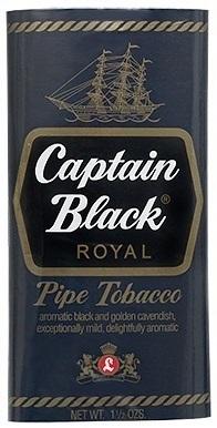Трубочный табак Captain Black Royal вид 1