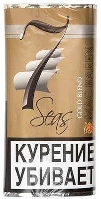 Трубочный табак Mac Baren 7 Seas Gold Blend вид 1