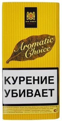 Трубочный табак Mac Baren Aromatic Choice (40 гр.) вид 1