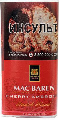 Трубочный табак Mac Baren Cherry Ambrosia вид 1
