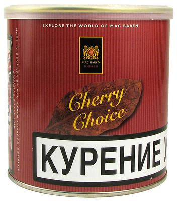 Трубочный табак Mac Baren Cherry Choice (100 гр.) вид 1