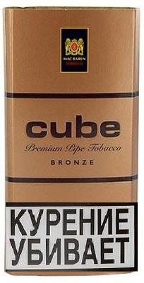 Трубочный табак Mac Baren Cube Bronze (40 гр.) вид 1