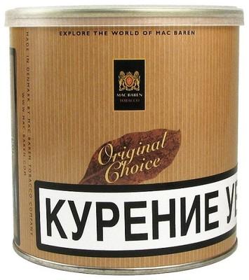 Трубочный табак Mac Baren Original Choice (100 гр.) вид 1