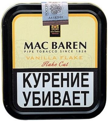 Трубочный табак Mac Baren Vanilla Flake вид 1
