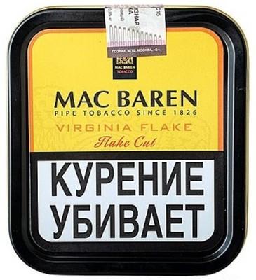Трубочный табак Mac Baren Virginia Flake вид 1