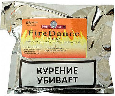 Трубочный табак Samuel Gawith Fire Dance Flake (100 гр.) вид 1