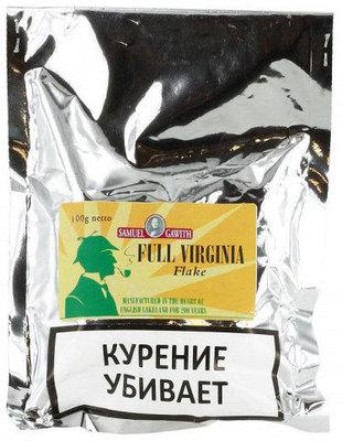 Трубочный табак Samuel Gawith Full Virginia Flake (100 гр.) вид 1