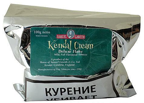 Трубочный табак Samuel Gawith Kendal Cream Deluxe Flake (100 гр.) вид 1