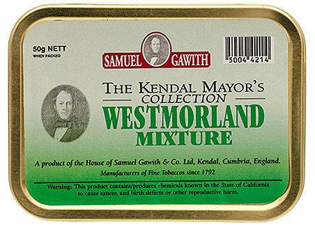 Трубочный табак Samuel Gawith Westmorland Mixture (50 гр.) вид 1
