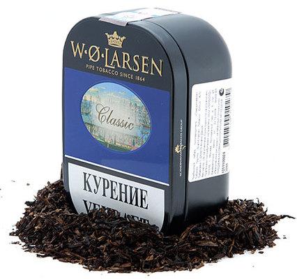 Трубочный табак W.O.Larsen Classic вид 1