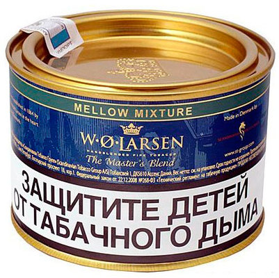 Трубочный табак W.O.Larsen Master′s Blend Mellow Mixture вид 1