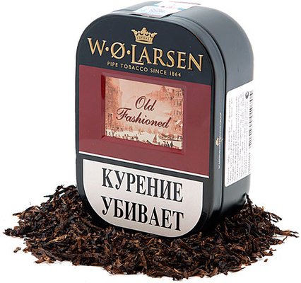 Трубочный табак W.O.Larsen Old Fashioned вид 1
