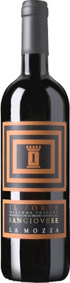 Вино Bastianich, La Mozza Il Forte Sangiovese, 0,75 л. вид 1