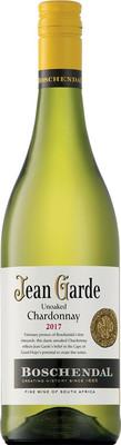 Вино Boschendal, Jean Garde Chardonnay, 0,75 л. вид 1
