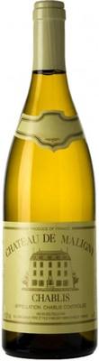 Вино Chateau de Maligny Chablis AOC, 0,75 л. вид 1