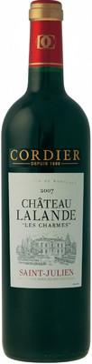 Вино Chateau Lalande Les Charmes Saint-Julien AOC, 2007 , 0,75 л. вид 1