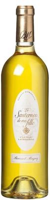 Вино Chateau Latrezotte, Le Sauternes de ma Fille, 0,75 л. вид 1