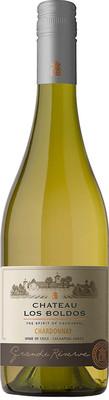 Вино Chateau Los Boldos, Grande Reserve Chardonnay, 0.75 л. вид 1