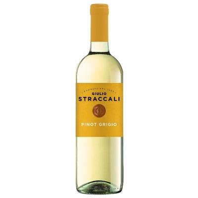 Вино Giulio Straccali Pinot Grigio IGT, 0,75 л. вид 2