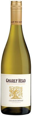 Вино Gnarly Head Chardonnay 2016, 0,75 л. вид 1