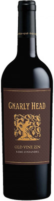Вино Gnarly Head Old Vine Zinfandel, 0,75 л. вид 1