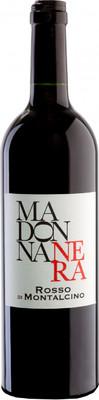 Вино Madonna Nera Rosso di Montalcino DOC 2015, 0,75 л. вид 1