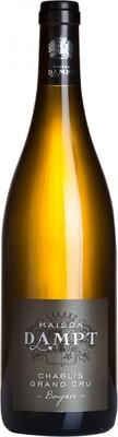 Вино Maison Dampt, Chablis Grand Cru Bougros AOC, 0,75 л. вид 1