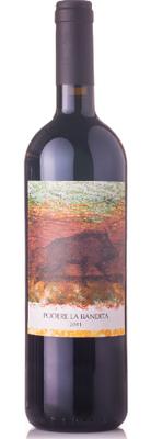 Вино Podere La Bandita, 0,75 л. вид 1