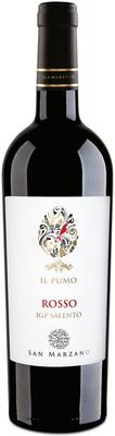 """Вино San Marzano, """"Il Pumo"""" Rosso, 0,75 л. вид 1"""