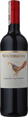 Вино Woodhaven Cabernet Sauvignon, 0,75 л. вид 1