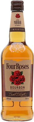 Виски Four Roses, 0.7 л вид 1