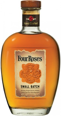 Виски Four Roses Small Batch, 0.7 л вид 1