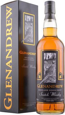 Виски Glenandrew, gift box, 0.7 л вид 1