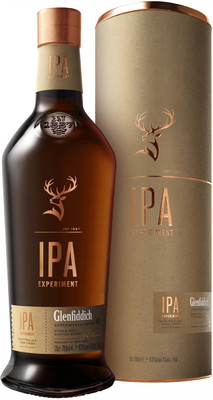Виски Glenfiddich, Experimental Series IPA, in tube, 0.7 л вид 1