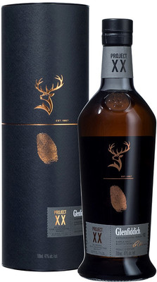 Виски Glenfiddich, Project XX, in tube, 0.7 л вид 1