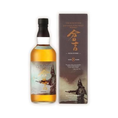 Виски Kurayoshi 8 Y O Pure Malt, 0,7 л. вид 1