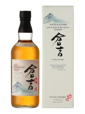Виски Kurayoshi Pure Malt, 0,7 л. вид 1