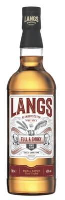 Виски Langs Full & Smoky, 0.7 л. вид 1