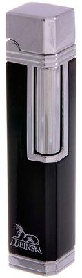 Зажигалка Lubinski Альтамура Чёрная WD238-3 вид 1