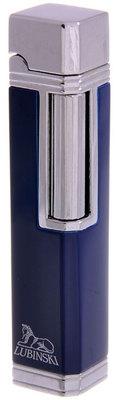 Зажигалка Lubinski Альтамура Синяя WD238-4 вид 1