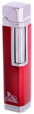Зажигалка Lubinski Альтамура Красная WD238-5 вид 1