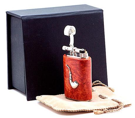 Зажигалка трубочная Mastro de Paja 1403 вид 3