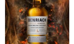 Benriach выпустил дымный односолодовый виски