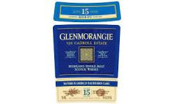 Glenmorangie выпускает вторую партию 15-летнего односолодового виски