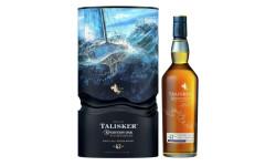 Talisker анонсировал создание виски 43-летней выдержки