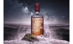 В ассортименте Mackmyra появился виски Stjarnrok